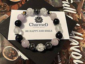Náramky - Harmonizujúci náramok / Harmony bracelet - 9140343_
