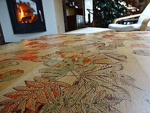 """Nábytok - Stôl konferenčný """"Farby jesene"""" - 9143273_"""