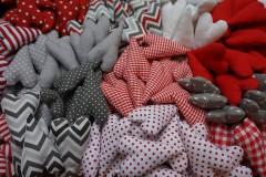 Dekorácie - cik -cak ♥ ♥ ♥ ♥ ♥ ♥ - 9139280_