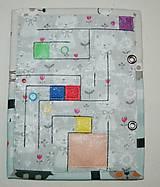 Hračky - labyrint - 9143162_