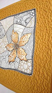 Obrázky - Art quilt - 35 x 35 cm - 9145204_