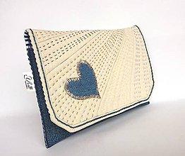 Iné tašky - taštička - na všeličo s rozmerom A5 - 9148550_