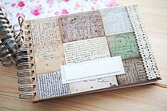 Papiernictvo - Cestovateľský album na fotografie - 9146195_