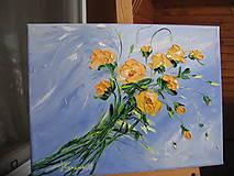 Obrazy - Kytica ruží - 9144935_