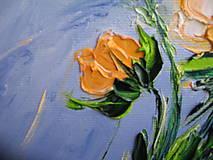 Obrazy - Kytica ruží - 9144938_