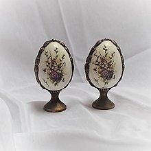 Dekorácie - Veľkonočné vajíčko - 9148130_