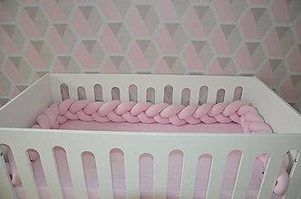 Úžitkový textil - Detský mantinel 200cm - 9146104_