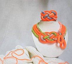 Sady šperkov - Špagetový set 3291 - 9146562_