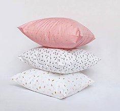 Úžitkový textil - Bavlnená obliečka