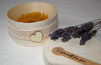 Dekorácie - Voňavý kvet s vôňou levandule - 9149298_