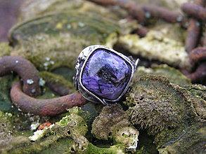 Prstene - Prsteň Čaroit - Charolis - 9146756_