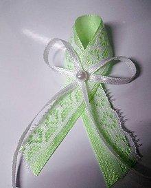 Pierka - svadobné pierka s čipkou - 9144266_