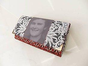 Peňaženky - Peněženka s fotogarfií na přání - 17 cm na spoustu karet - 9147881_