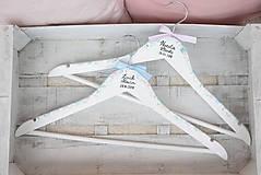 Papiernictvo - Svadobná súprava pastelové kvietky/ k svadobnému oznámeniu - 9145569_