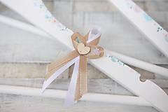 Papiernictvo - Svadobná súprava pastelové kvietky/ k svadobnému oznámeniu - 9145578_