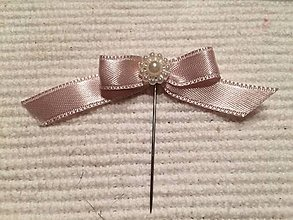 Pierka - púdrovo ružová svadba - 9147929_