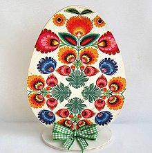 Dekorácie - Veľkonočné vajíčko-ornamenty - 9152281_