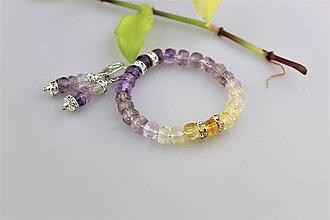Ruženín ametyst náhrdelník dlhý luxusný   Sima-polodrahokamy - SAShE ... c2d10e3f3b3