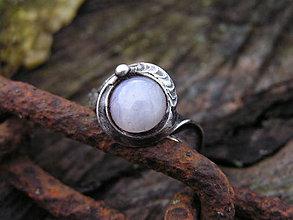 Prstene - Prsteň Mesačný kameň - Liline - 9150896_