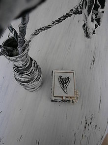 Dekorácie - Šperkovnica - 9149720_