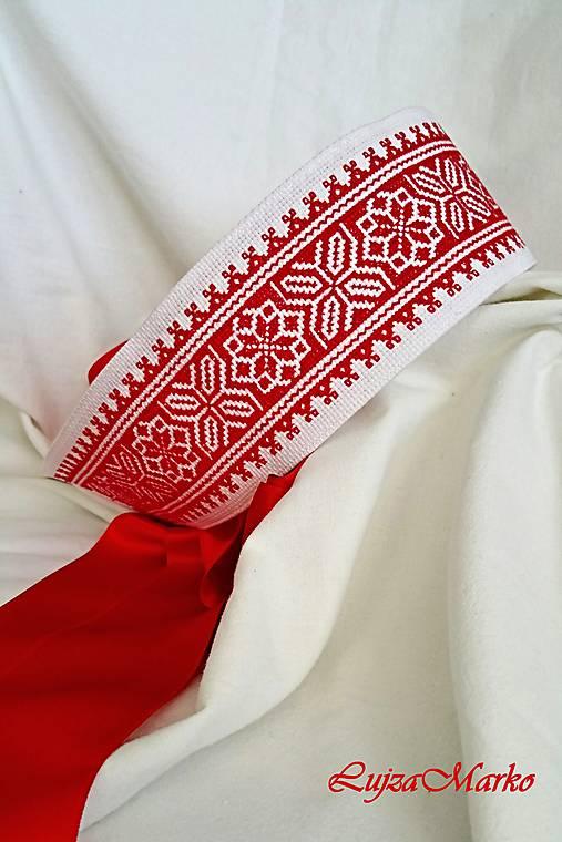Moderný folk (Červená)