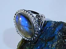 Prstene - Labradorit na objednávku pre Vás - 9157992_