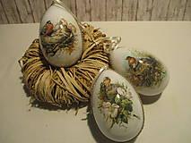 Dekorácie - Veľkonočné vajíčka - 9156650_