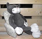 Hračky - Kreslo pre bábiku - 9154178_