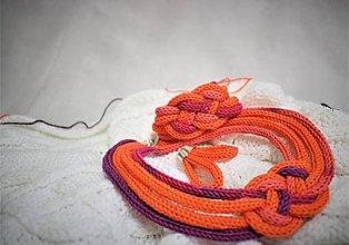 Sady šperkov - Špagetový set 3299 - 9154486_