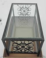 Nábytok - Konferenčný stolík so sklom - 9157850_