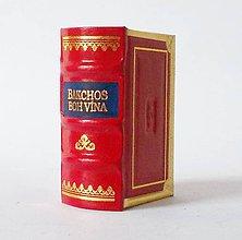 Knihy - BAKCHOS - BOH VÍNA - 9153610_