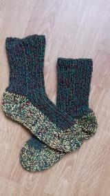 Obuv - ponožky veľ.37-38 - 9154887_