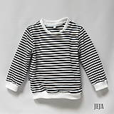 - Prúžkované tričko veľkosť 74, 80, 86 (86) - 9154594_