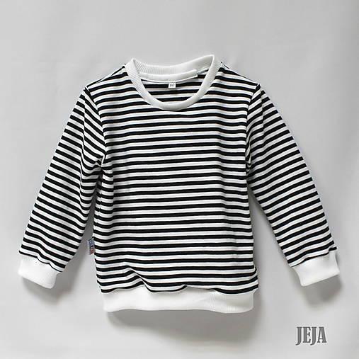 Prúžkované tričko veľkosť 74 b7a3b976d6f