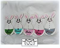 Zajačiky s menom-odkazom :)
