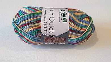 Galantéria - Grundl - Cotton quick print - multi color - 9155787_