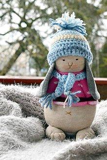 Hračky - Zajko: Fifi Ponožková - 9159525_
