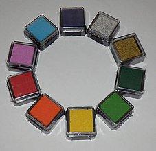 Farby-laky - Pečiatková poduška - 9160076_
