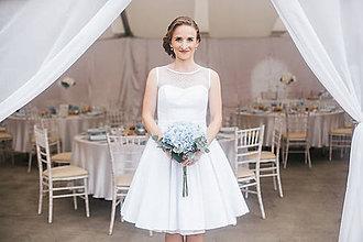 Šaty - Svadobné šaty Simonne - 9159099_
