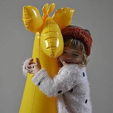Detské čiapky - čelenky...oranžová - 9162849_