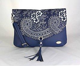 Kabelky - Petra modrá 1 - 9159515_