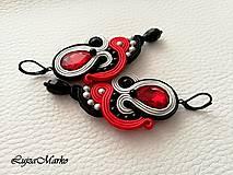 - Žaneta (Červená-šedá-čierna) - 9160164_