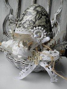 Dekorácie - Veľkonočná dekorácia... - 9165887_