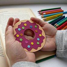 Papiernictvo - Donut lentilkový... - 9166236_
