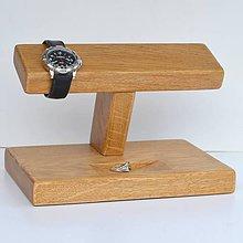 Pomôcky - Stojan na hodinky a náramky - 9165073_