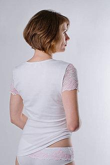 Tričká - Dámske tričko kratky rukáv - 9164234_