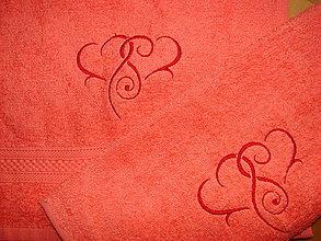 Úžitkový textil - uteráčiky - 9164316_