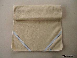 Úžitkový textil - RUNO SHOP  podložka na matrac THERMO LINE 100% ovčie rúno MERINO - 9164611_