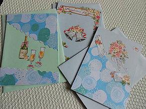 Papiernictvo - pohľadnica - keď budú svadobné zvony znieť - 9163736_