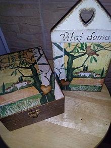 Krabičky - Set Za dedinou - 9163473_